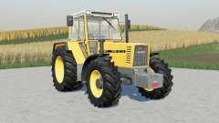 Fendt Favorit 600 LSA Turbomatiᶄ E для Farming Simulator 2017