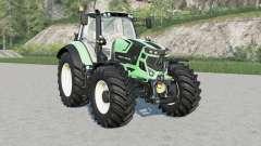 Deutz-Fahr Serie 7 TTV Agrotroꞥ для Farming Simulator 2017