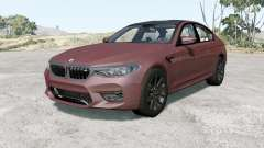 BMW M5 Competition (F90) 2018 для BeamNG Drive