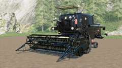 Bizon Supeɼ Z056 для Farming Simulator 2017