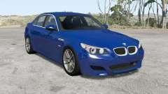 BMW M5 (E60) 200ⴝ для BeamNG Drive