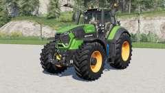 Deutz-Fahr Serie 9 TTV Agrotroȵ для Farming Simulator 2017
