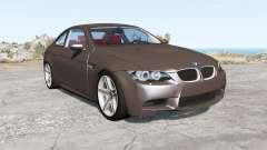 BMW M3 coupe (E92) 2007 для BeamNG Drive