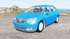 Renault Logan 2014 для BeamNG Drive