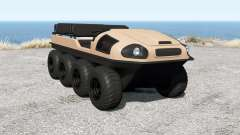 Labrador Beaver 8x8 для BeamNG Drive