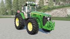 John Deere 8030-serieȿ для Farming Simulator 2017