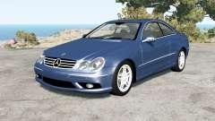 Mercedes-Benz CLK 55 AMG (C209) 2005 для BeamNG Drive