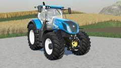 New Holland T7-serieꚃ для Farming Simulator 2017