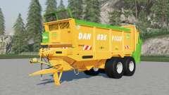 Dangreville ETB 15000 для Farming Simulator 2017