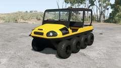 Labrador Beaver 8x8 v1.11 для BeamNG Drive