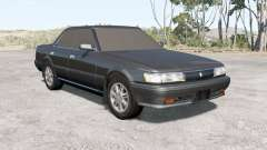 Toyota Chaser GT Twin Turbo (GX81) 1990 для BeamNG Drive