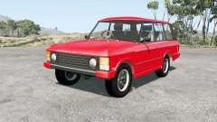 Range Rover 5-door 1981 для BeamNG Drive