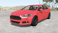 Ford Mondeo 2015 v1.1 для BeamNG Drive