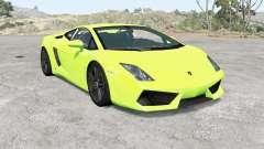 Lamborghini Gallardo для BeamNG Drive