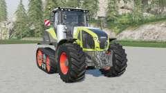 Claas Axion 930 & 960 Terra Traꞔ для Farming Simulator 2017