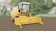 Bizon Supeɽ Z056 для Farming Simulator 2017