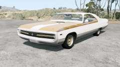 Chrysler 300-H Hurst (CM23) 1970 для BeamNG Drive
