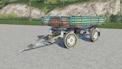 Autosan D-50 для Farming Simulator 2017
