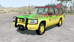 Gavril Roamer Tour Car Beamic Park v4.1.5 для BeamNG Drive