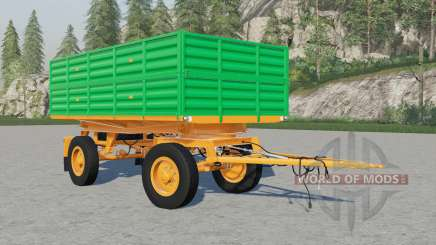 Autosan D-50 & D-55 для Farming Simulator 2017