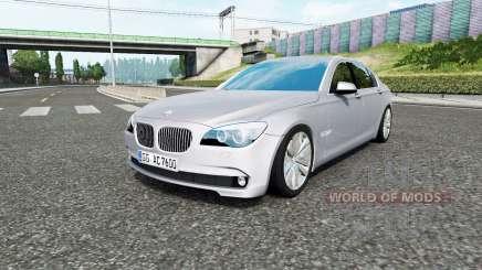BMW 760Li для Euro Truck Simulator 2