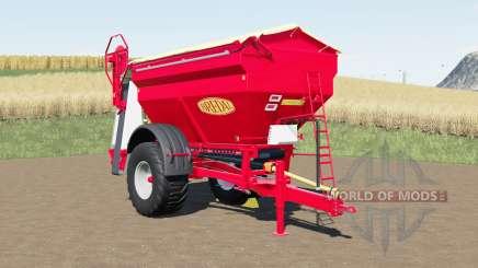 Bredal K105 & K16ƽ для Farming Simulator 2017