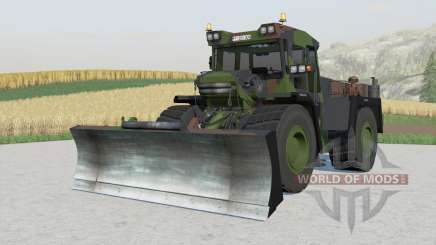 Zettelmeyer ZD 3000 для Farming Simulator 2017
