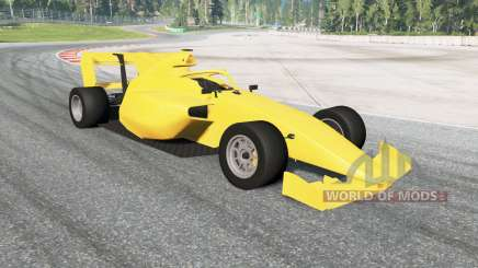 Formula Cherrier F320 v1.1 для BeamNG Drive