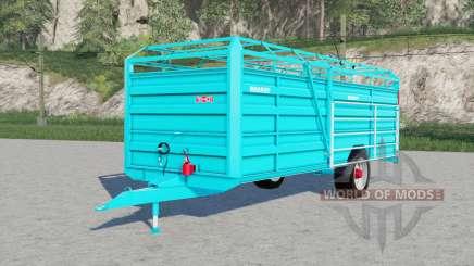 Masson BS63 для Farming Simulator 2017