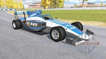 Formula Cherrier F320 v1.3 для BeamNG Drive