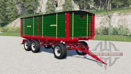 Fortuna K 270 v1.1 для Farming Simulator 2017