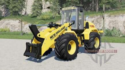 New Holland W170С для Farming Simulator 2017