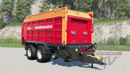 Schuitemaker Rapide 580Ѵ для Farming Simulator 2017