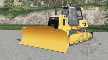 Caterpillar D6Ƙ для Farming Simulator 2017