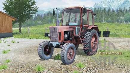 МТЗ-80 Беларуƈ для Farming Simulator 2013