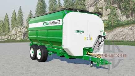 Keenan MechFibre 365 для Farming Simulator 2017