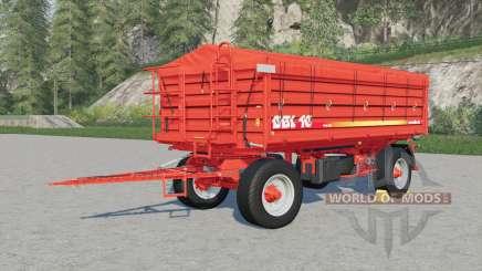 Metaltech DBL 8〡10〡12 для Farming Simulator 2017