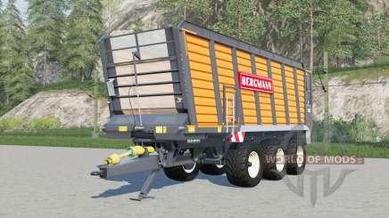 Bergmann HTW 50 для Farming Simulator 2017