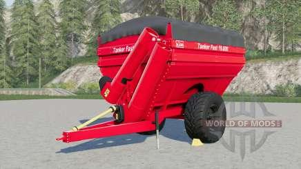Jan Tanker Fast 1୨.000 для Farming Simulator 2017