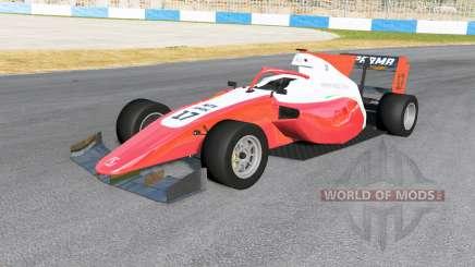 Formula Cherrier F320 v1.2 для BeamNG Drive