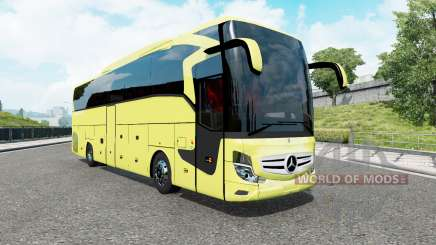 Mercedes-Benz Travego X для Euro Truck Simulator 2