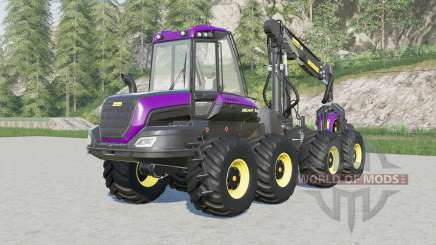 Ponsse Beaᶉ для Farming Simulator 2017