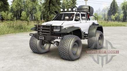 Ямал H-4 L 2013 v1.2 для Spin Tires