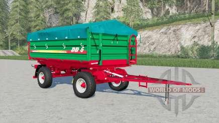 Metaltech DB-series для Farming Simulator 2017