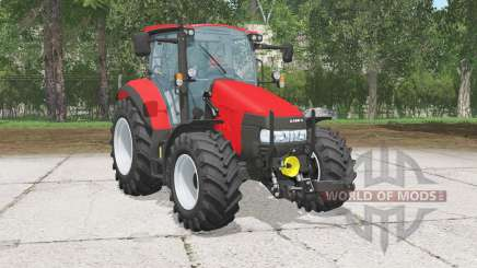 Case IH Farmall 105U Prø для Farming Simulator 2015