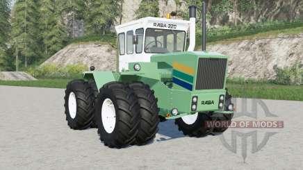 Raba 280〡320〡Steiger 245〡Steiger 250 для Farming Simulator 2017