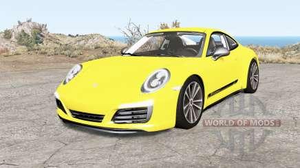 Porsche 911 Carrera T coupe (991) 2018 для BeamNG Drive