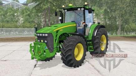 John Deere 85૩0 для Farming Simulator 2015