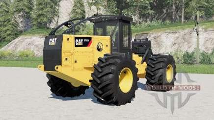 Caterpillar 535D для Farming Simulator 2017