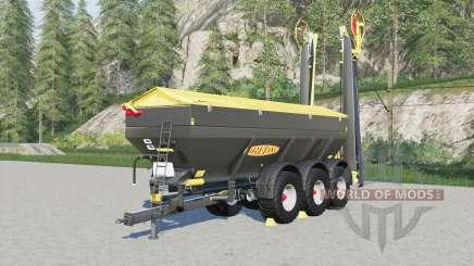 Bredal K165 XXL для Farming Simulator 2017
